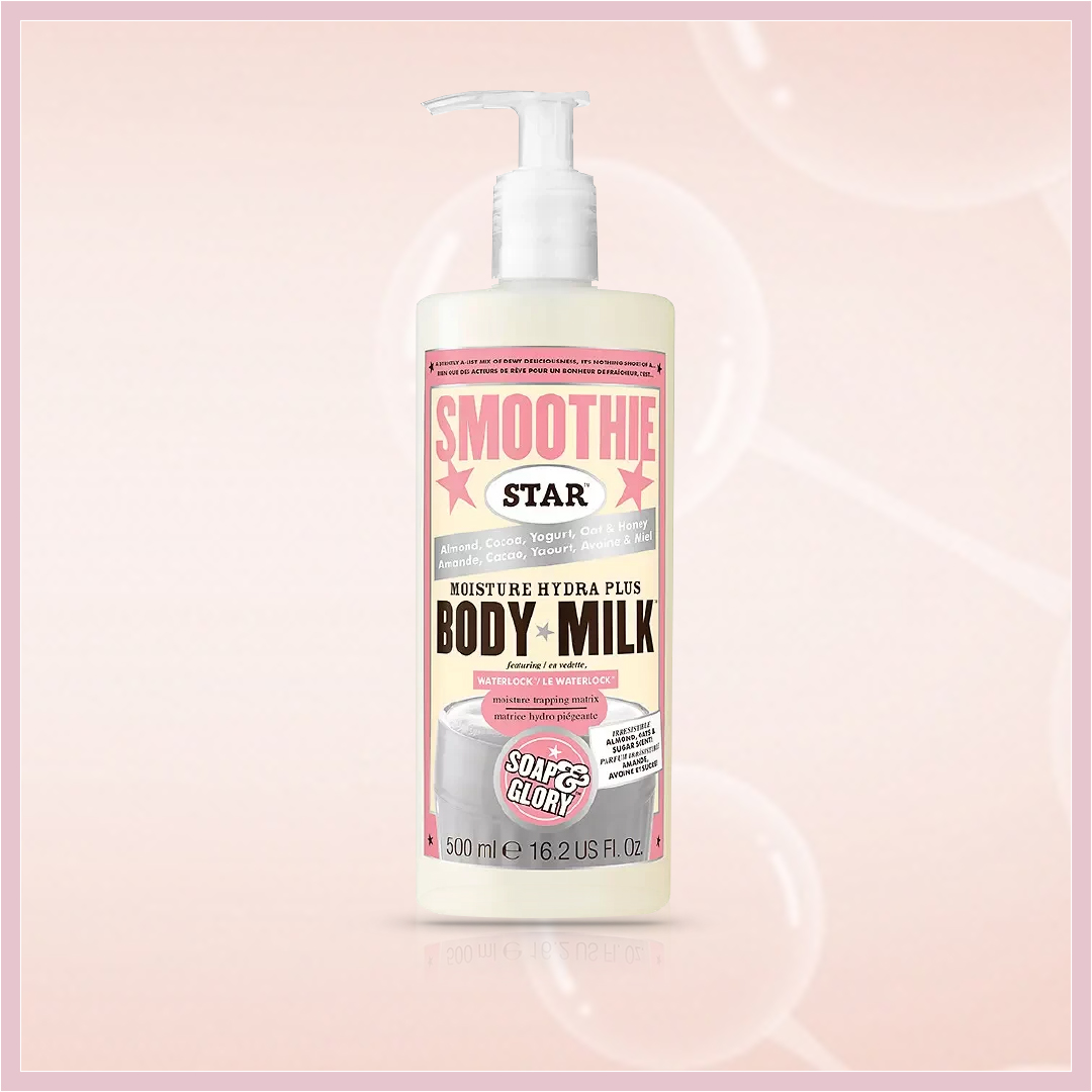 SOAP & GLORY SMOOTHIE STAR BODY MILK 500ML