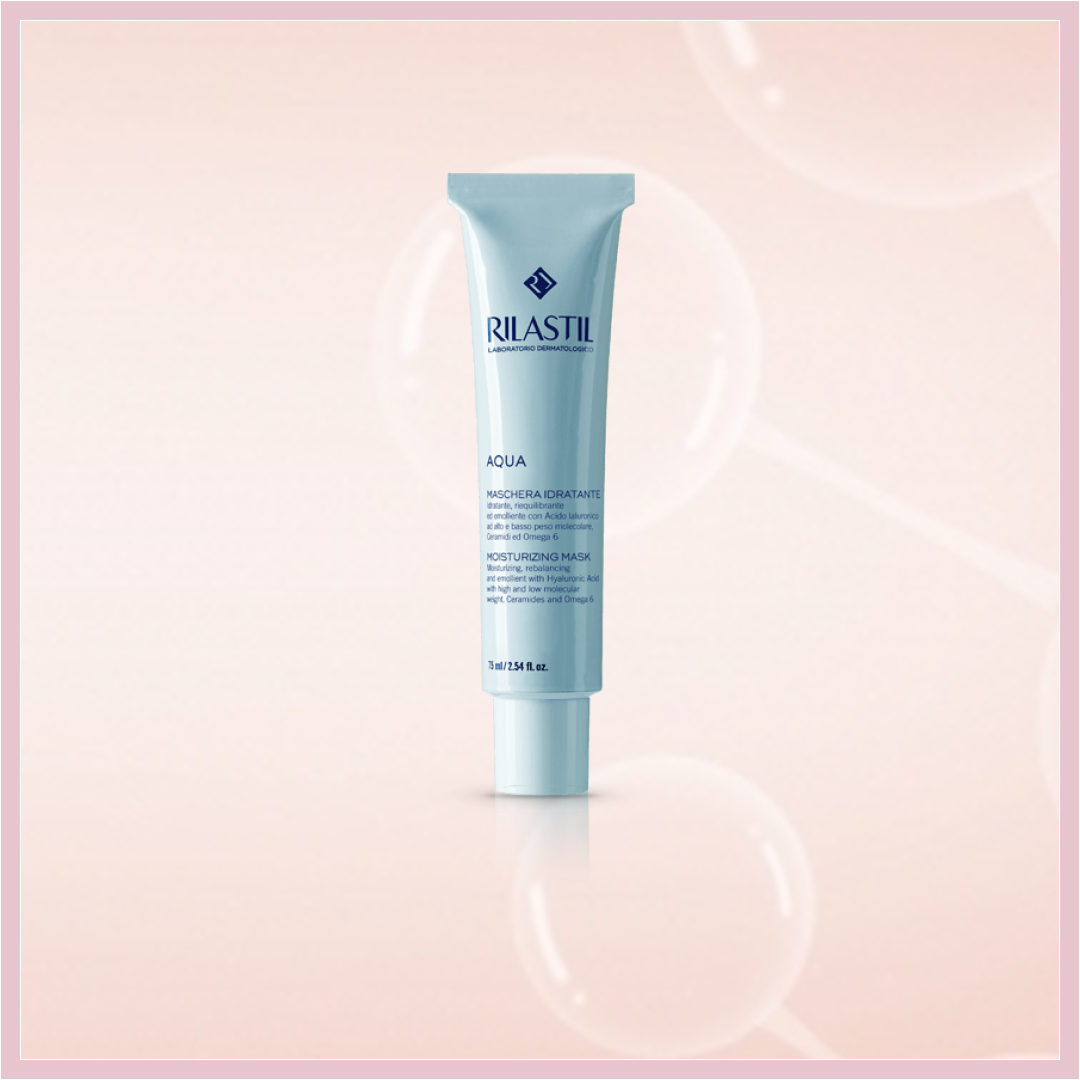 RILASTIL AQUA  MOISTURIZING MASK 75ML