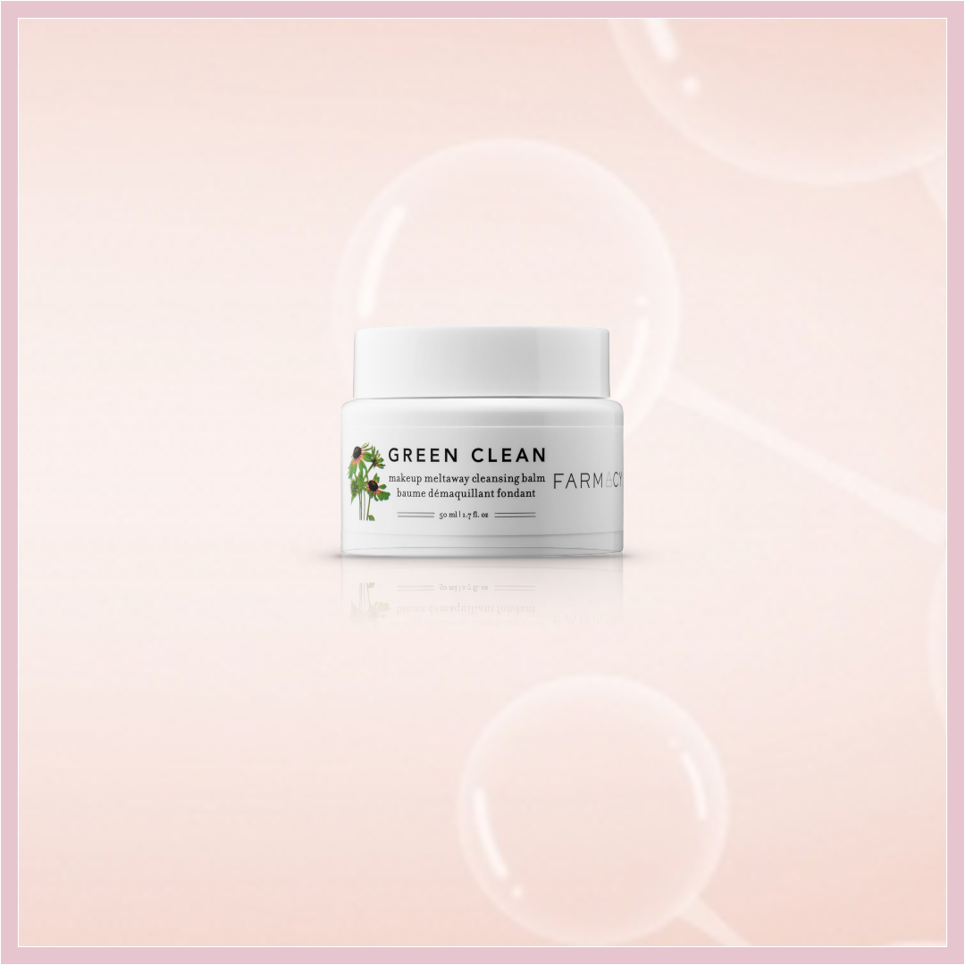 FARMACY GREEN CLEAN MAKEUP MELTAWAY CLEANSING BALM 100ML
