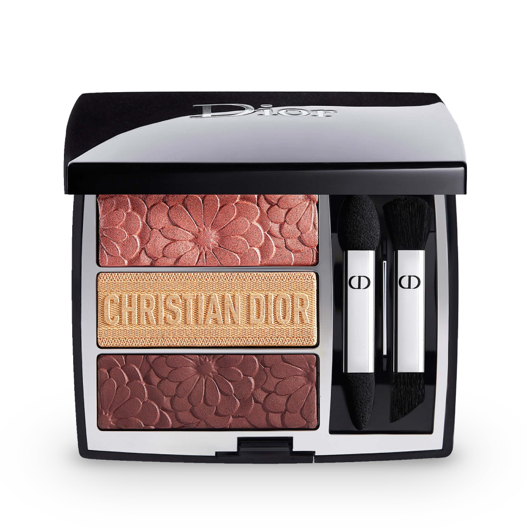 CHRISTIAN DIOR 3 COULEURS TRI(O)BLIQUE PURE GLOW COLLECTION LIMITED EDITION #643 PURE PETALS