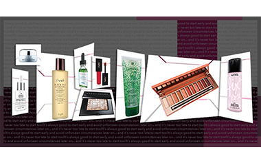 Discover the beauty products we have apprised to keep you up-to-date.