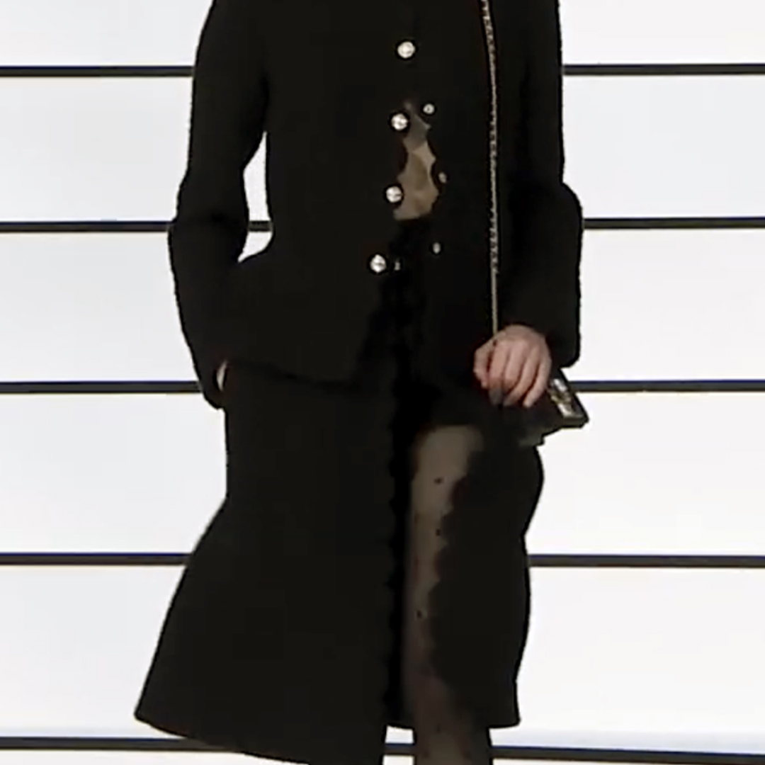 Picture 06 FASHION - THE CHANEL 2020/21 FALL/WINTER READY-TO-WEAR FASHION SHOW PARIS