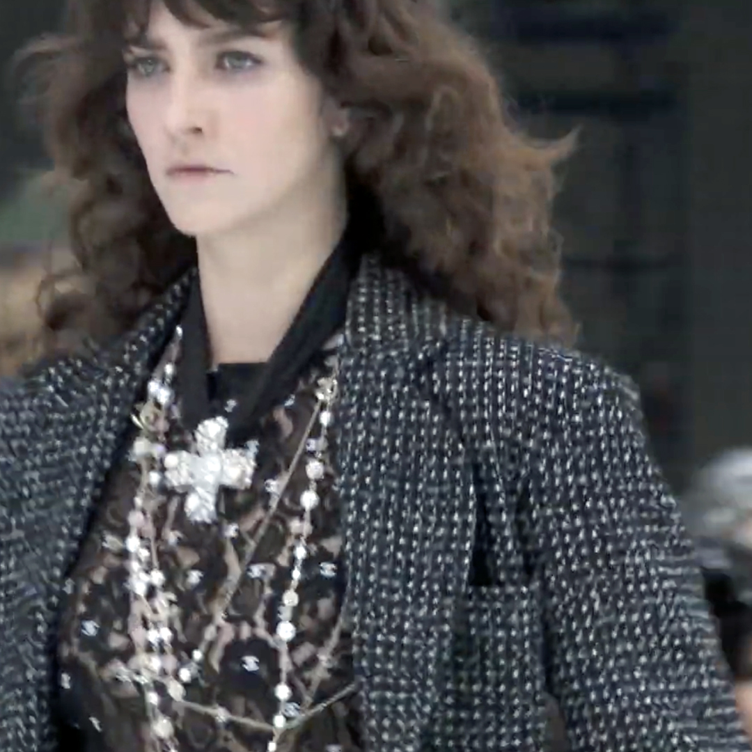 Picture 14 FASHION - THE CHANEL 2020/21 FALL/WINTER READY-TO-WEAR FASHION SHOW PARIS