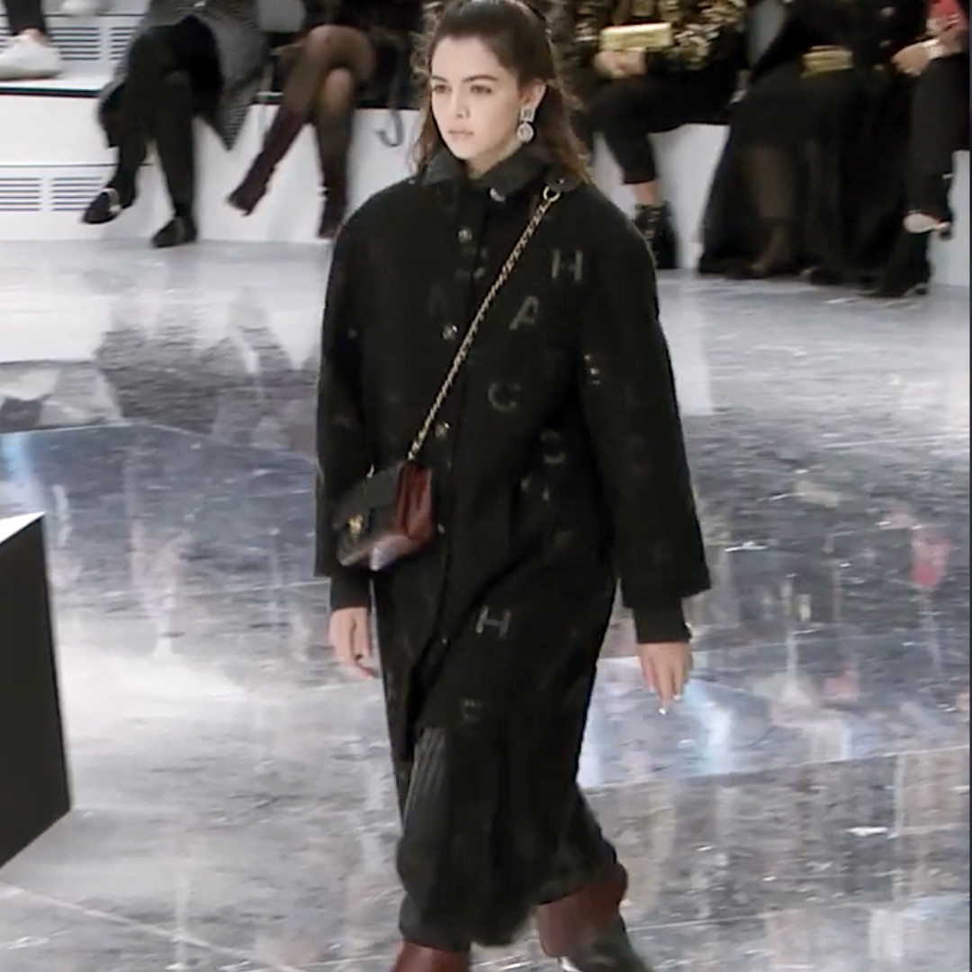 Picture 17 FASHION - THE CHANEL 2020/21 FALL/WINTER READY-TO-WEAR FASHION SHOW PARIS