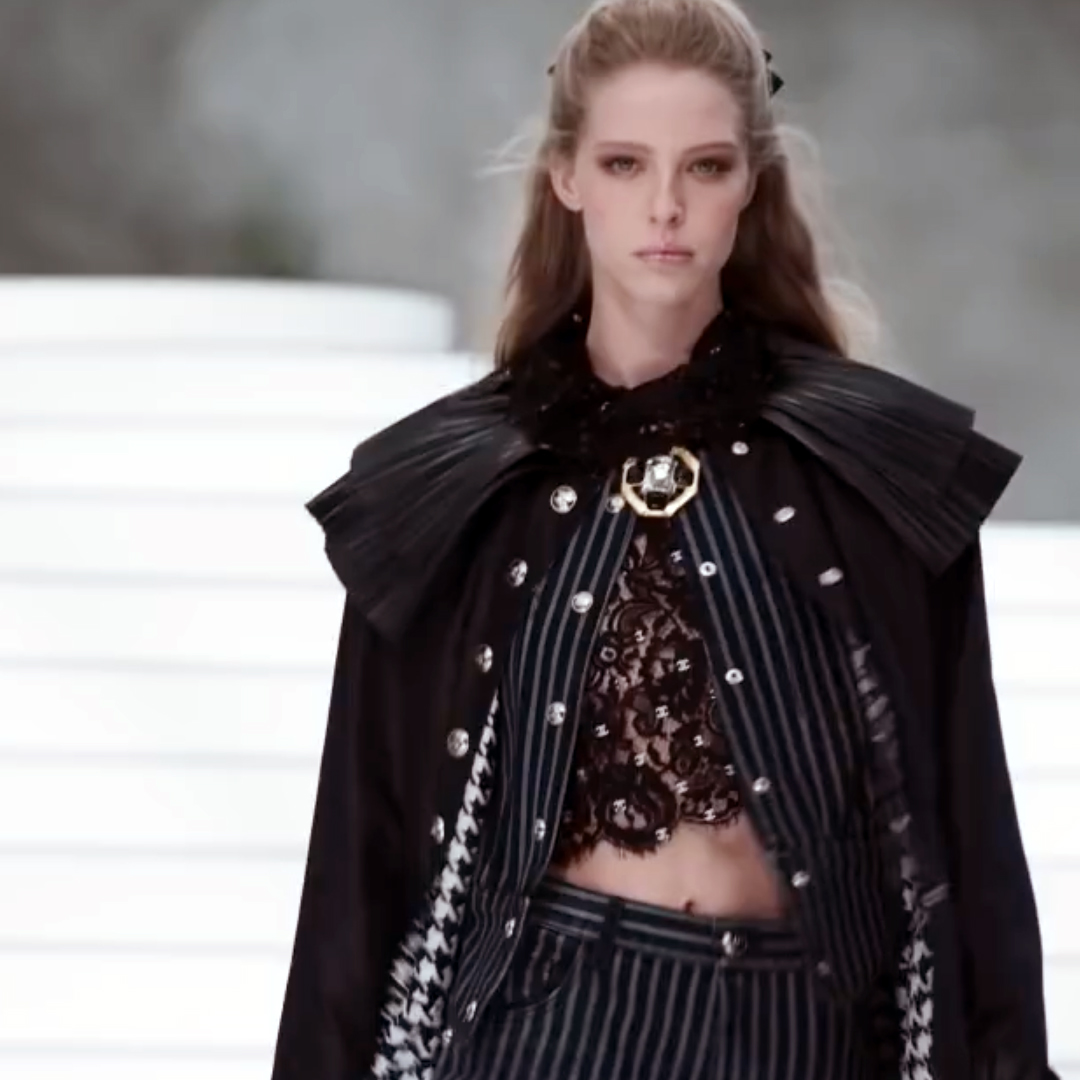 Picture 19 FASHION - THE CHANEL 2020/21 FALL/WINTER READY-TO-WEAR FASHION SHOW PARIS