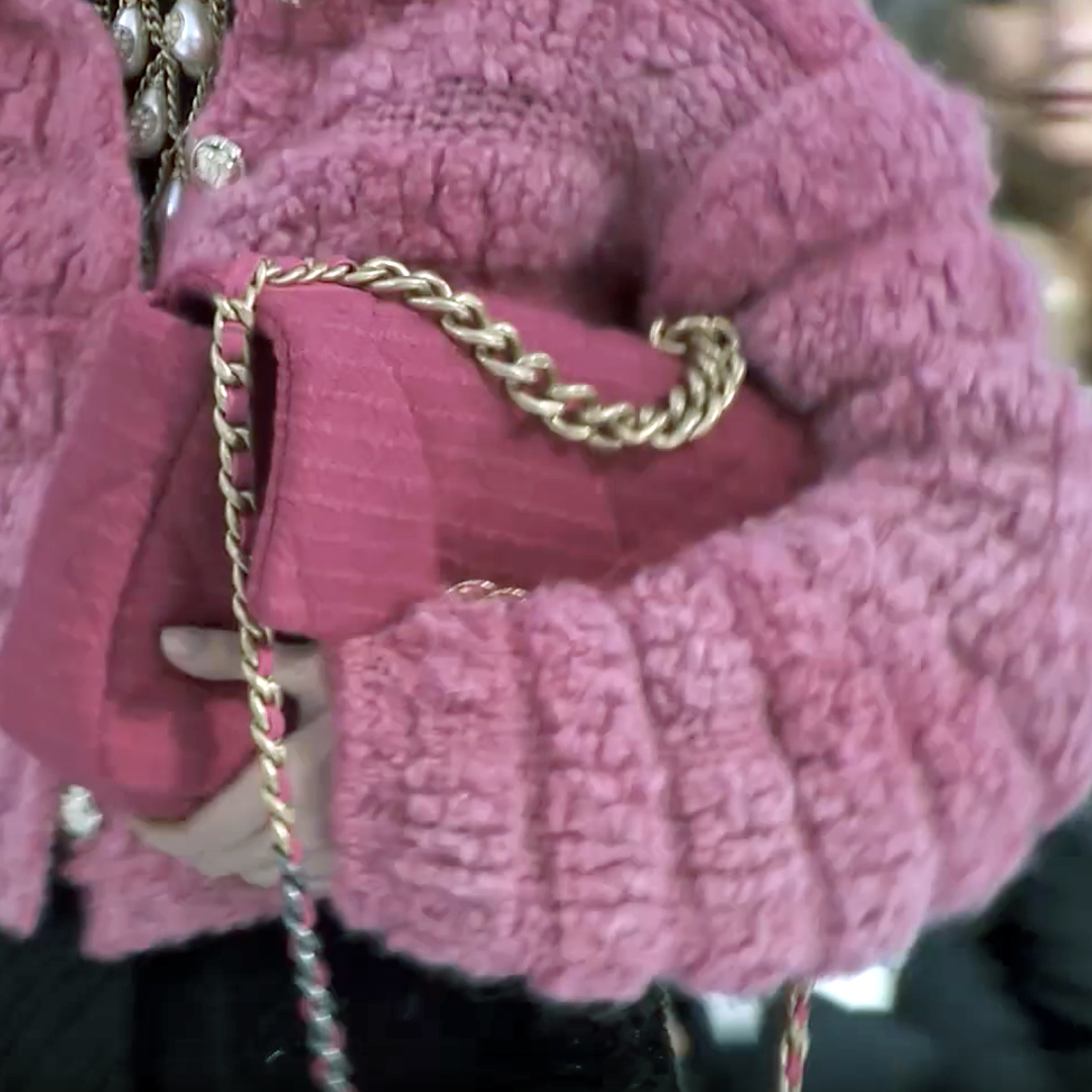 Picture 32 FASHION - THE CHANEL 2020/21 FALL/WINTER READY-TO-WEAR FASHION SHOW PARIS