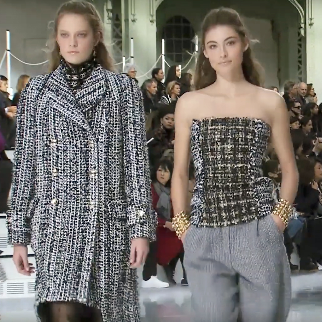 Picture 38 FASHION - THE CHANEL 2020/21 FALL/WINTER READY-TO-WEAR FASHION SHOW PARIS