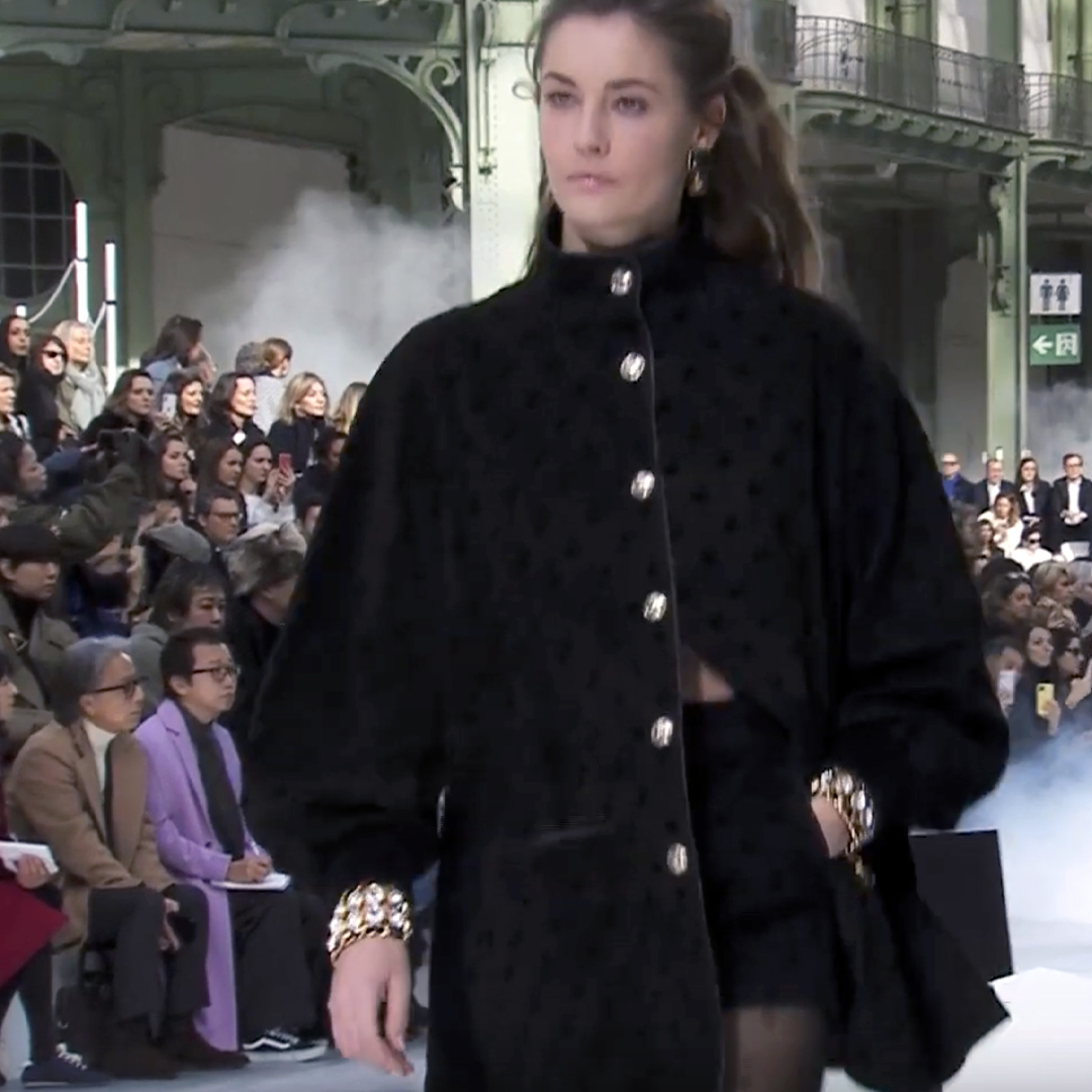 Picture 46 FASHION - THE CHANEL 2020/21 FALL/WINTER READY-TO-WEAR FASHION SHOW PARIS