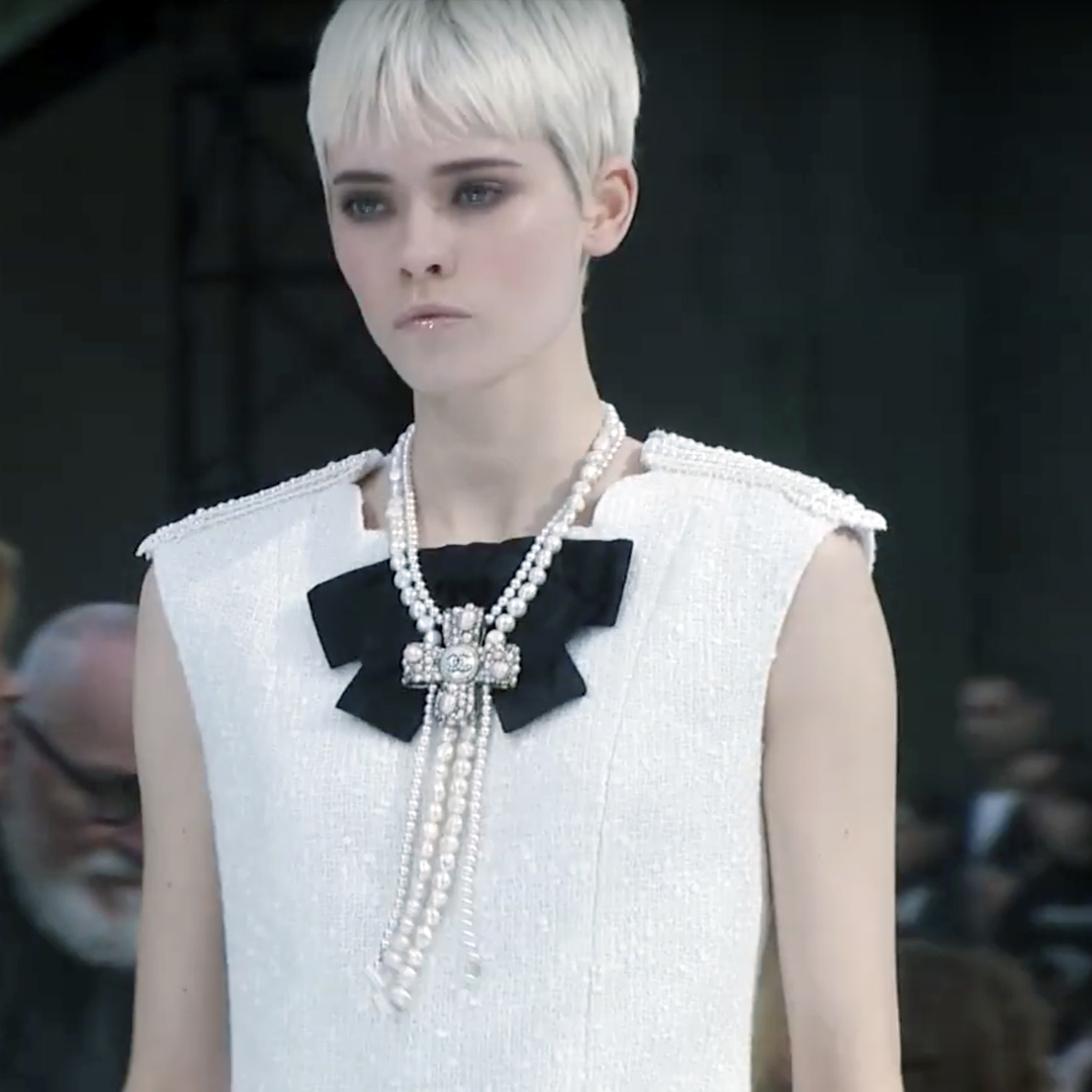 Picture 50 FASHION - THE CHANEL 2020/21 FALL/WINTER READY-TO-WEAR FASHION SHOW PARIS