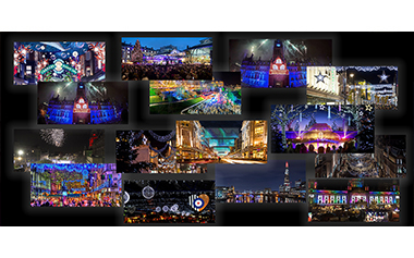 CHRISTMAS LIGHTS SWITCH-ON IN THE UK - A TRAVELS RELATED ARTICLE IMAGE