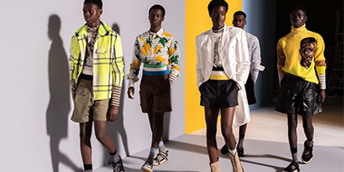 DIOR SUMMER 2021 MEN'S COLLECTION