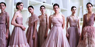 Dior - Maria Grazia returns to fundamentals for Dior's Haute Couture Collection at Musée Rodin