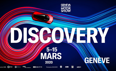 NEWS - THE GENEVA INTERNATIONAL MOTOR SHOW