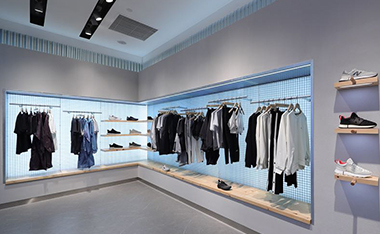 NEWS - NEW BALANCE OPENS THE WORLD'S FIRST NB GREY STORE IN BEIJING
