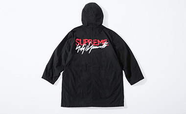 NEWS - SUPREME X YOHJI YAMAMOTO 2020 JOINT SERIS OFFICIALLY RELEASED