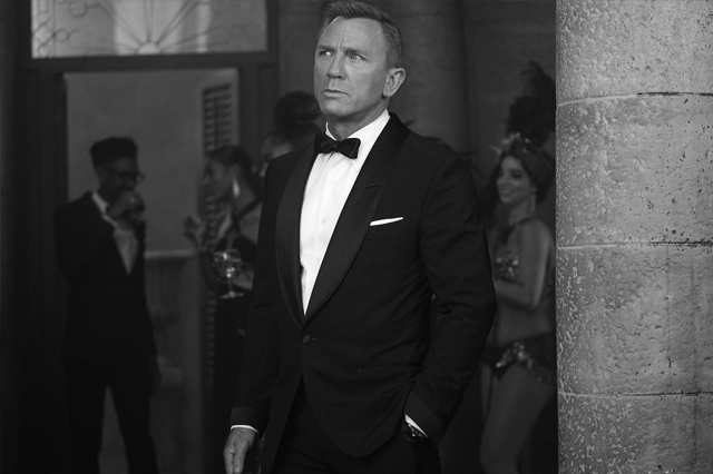 NEWS - Tom Ford to Dress Daniel Craig in No Time To Die