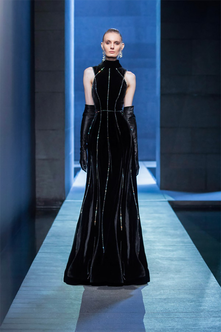 16 ELIE SAAB GALLERY - PARIS FASHION WEEK