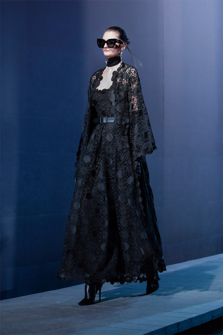 24 ELIE SAAB GALLERY - PARIS FASHION WEEK