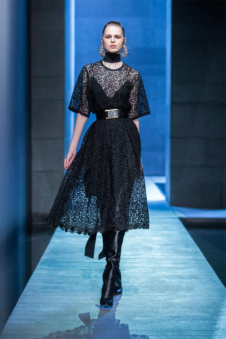 26 ELIE SAAB GALLERY - PARIS FASHION WEEK