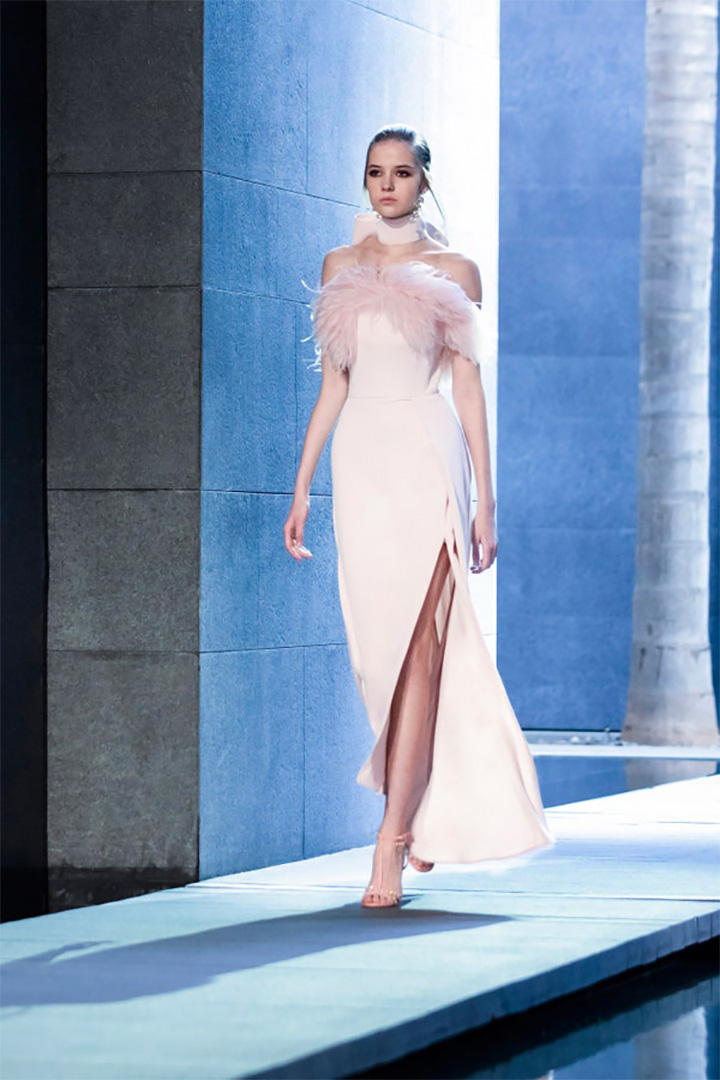 37 ELIE SAAB GALLERY - PARIS FASHION WEEK