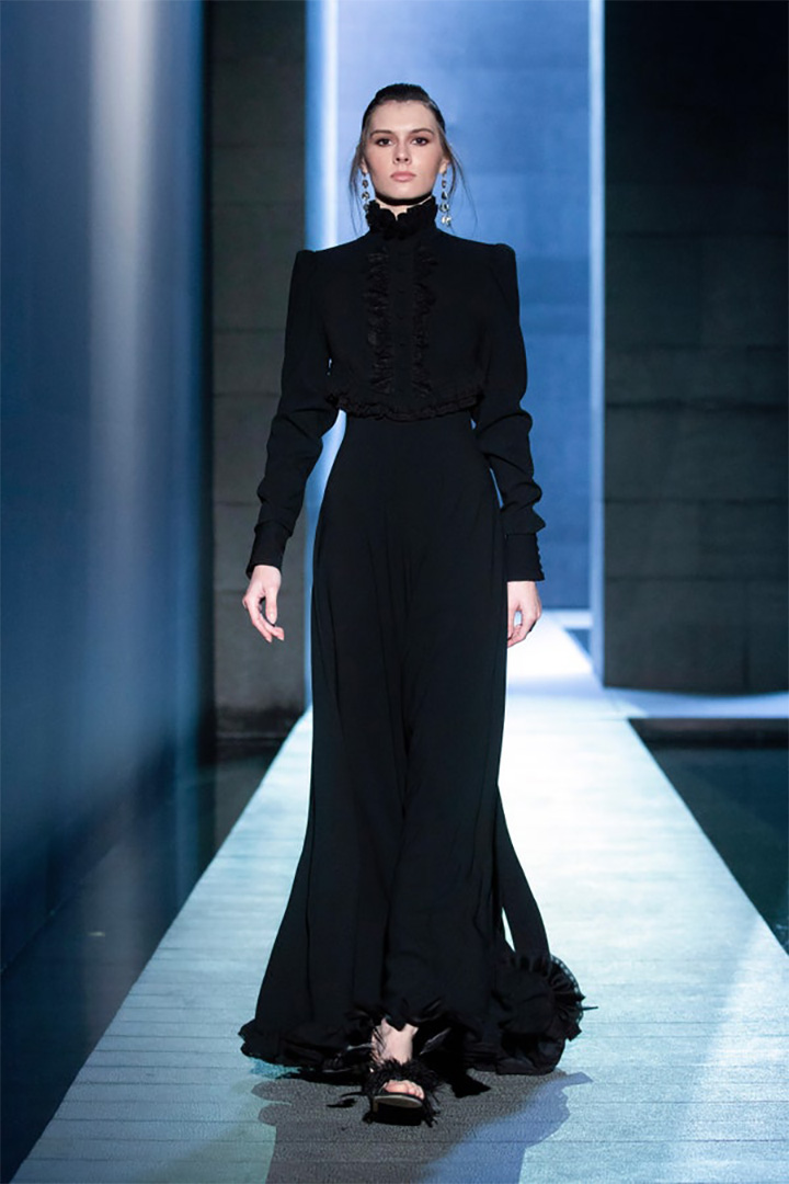 42 ELIE SAAB GALLERY - PARIS FASHION WEEK