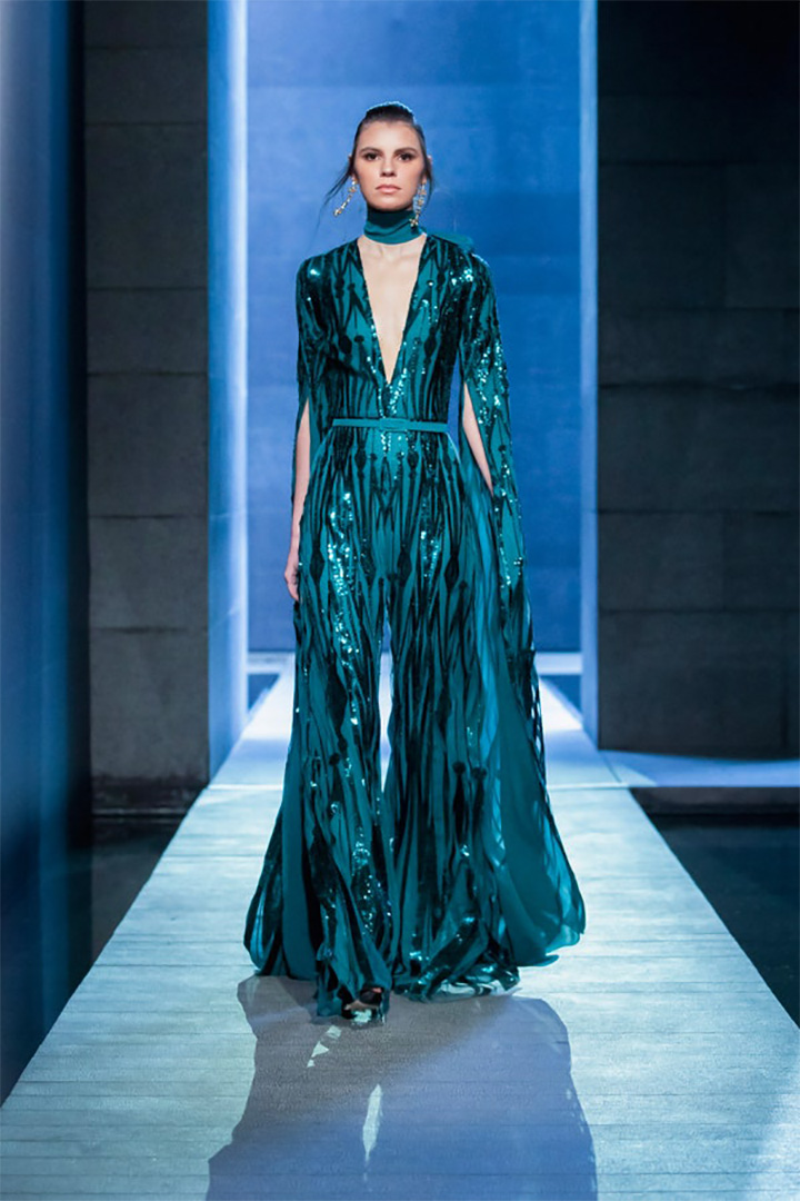 44 ELIE SAAB GALLERY - PARIS FASHION WEEK