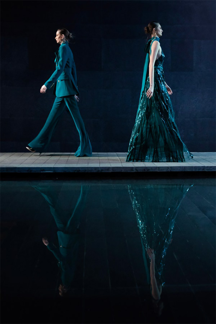 45 ELIE SAAB GALLERY - PARIS FASHION WEEK