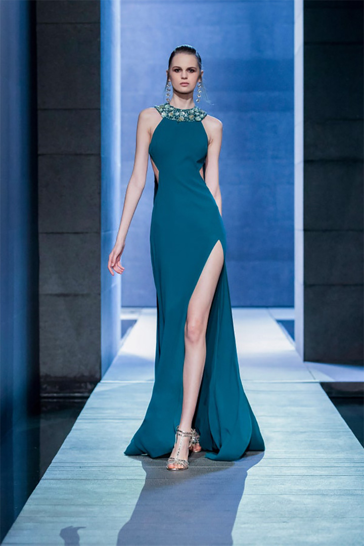 46 ELIE SAAB GALLERY - PARIS FASHION WEEK