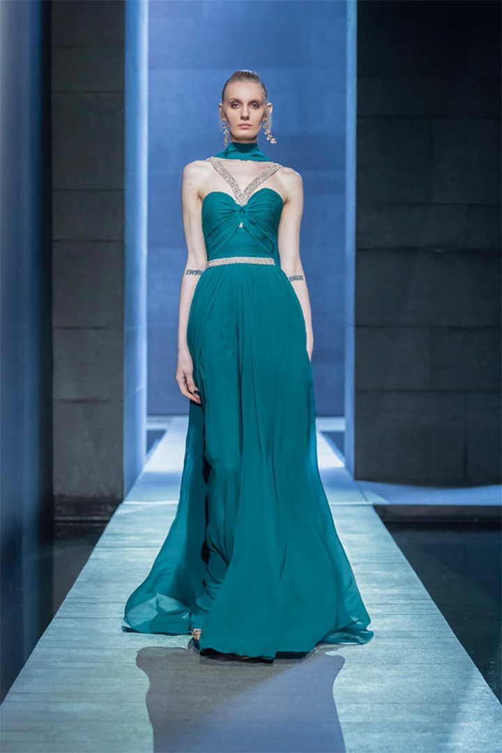 47 ELIE SAAB GALLERY - PARIS FASHION WEEK