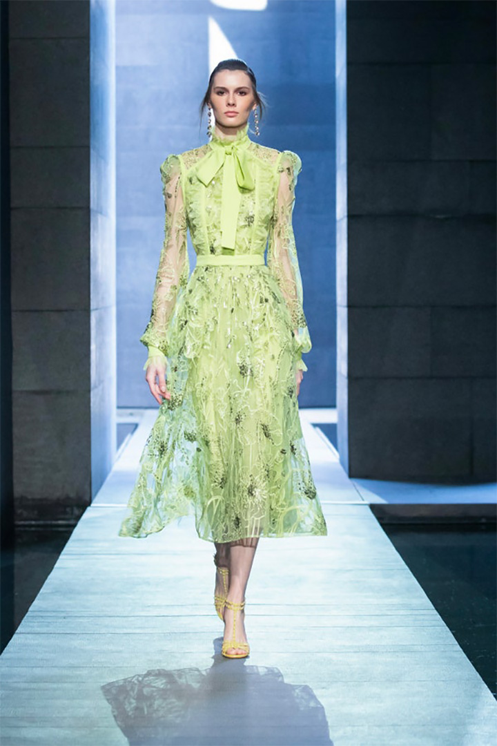 51 ELIE SAAB GALLERY - PARIS FASHION WEEK