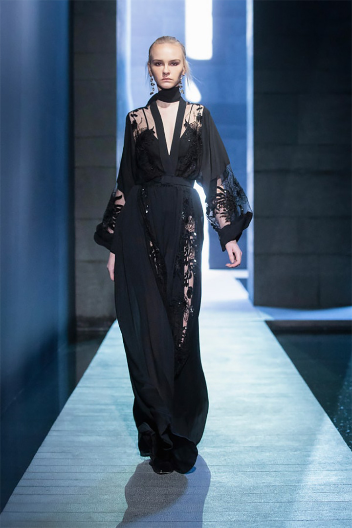 54 ELIE SAAB GALLERY - PARIS FASHION WEEK