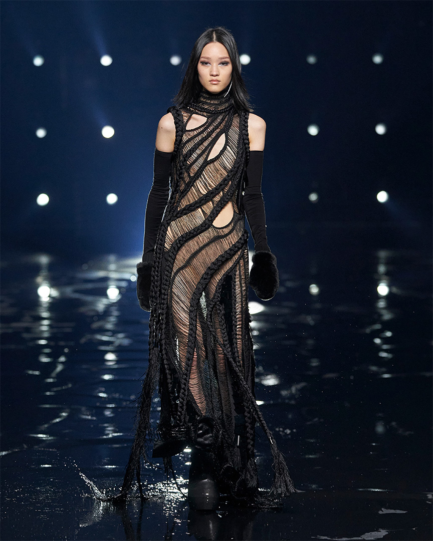 52 GIVENCHY GALLERY - PARIS FASHION WEEK