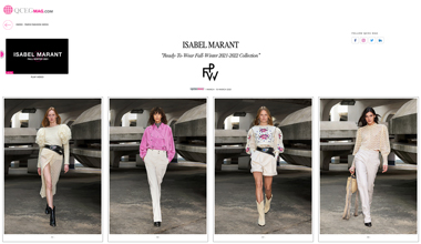 ISABEL MARANT GALLERY