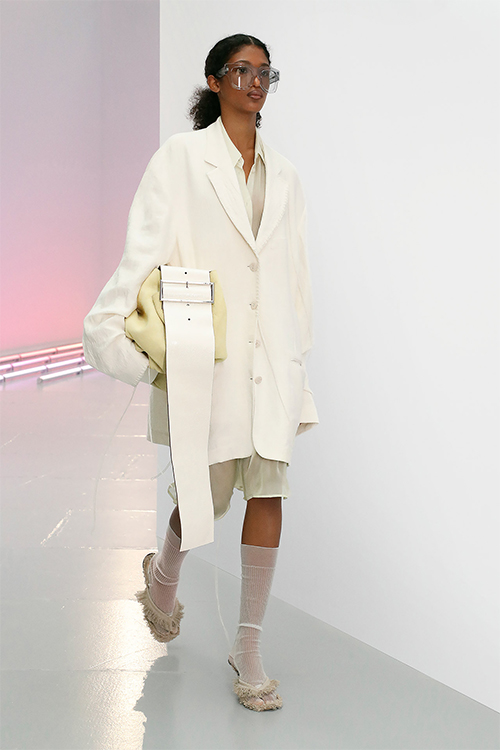 LOOK 1 ACNE STUDIOS SS 2021 COLLECTION