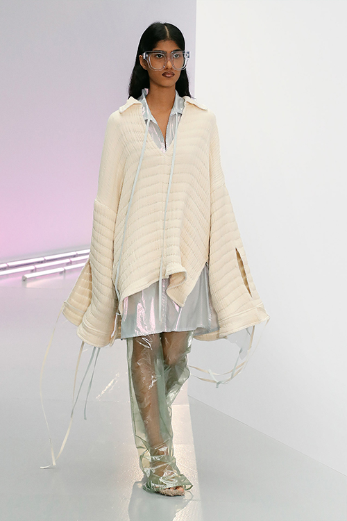 LOOK 2 ACNE STUDIOS SS 2021 COLLECTION