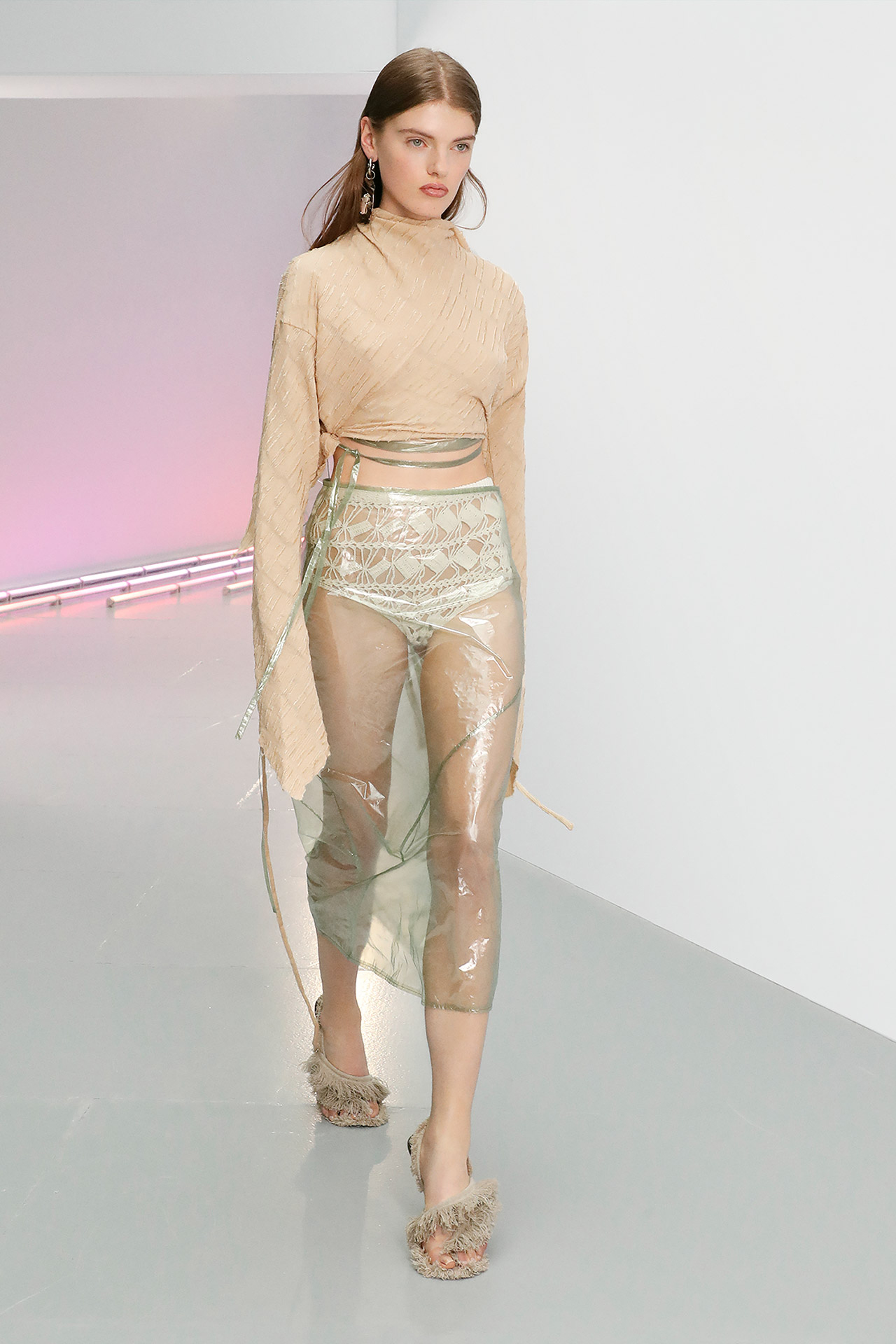 LOOK 3 ACNE STUDIOS SS 2021 COLLECTION