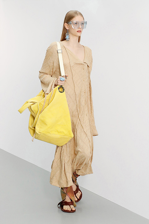 LOOK 4 ACNE STUDIOS SS 2021 COLLECTION