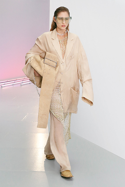 LOOK 5 ACNE STUDIOS SS 2021 COLLECTION