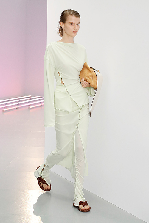 LOOK 12 ACNE STUDIOS SS 2021 COLLECTION