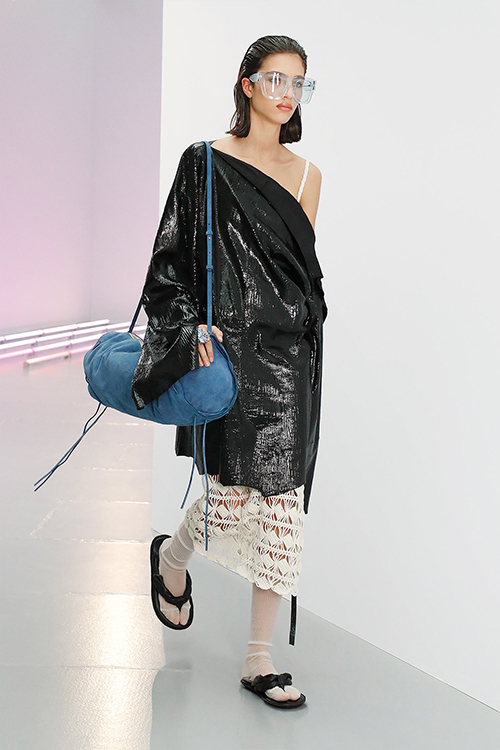 LOOK 20 ACNE STUDIOS SS 2021 COLLECTION