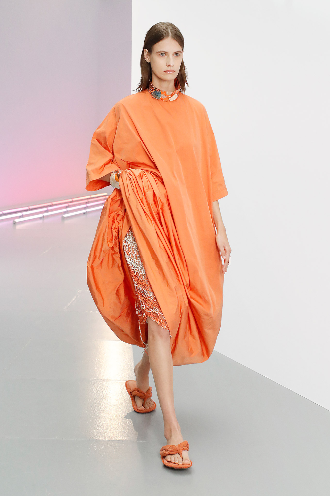 LOOK 27 ACNE STUDIOS SS 2021 COLLECTION