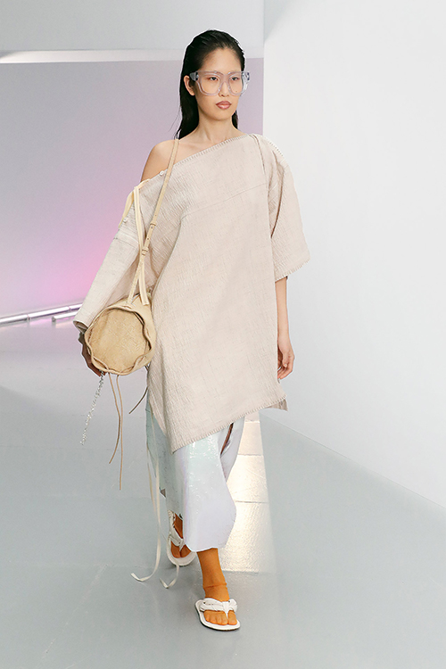 LOOK 28 ACNE STUDIOS SS 2021 COLLECTION