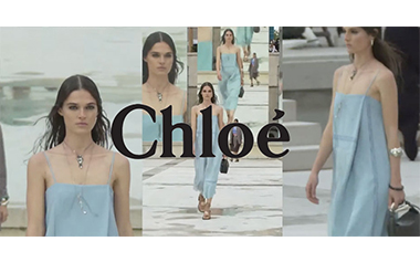CHLOÉ 2021 SPRING-SUMMER READY-TO-WEAR VIDEO PRESENTATION