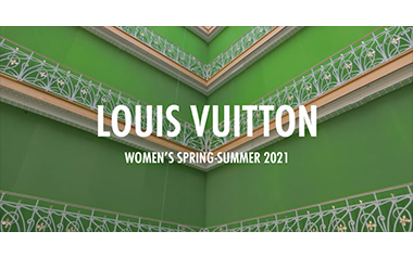 LOUIS VUITTON 2021 SPRING-SUMMER READY-TO-WEAR VIDEO PRESENTATION