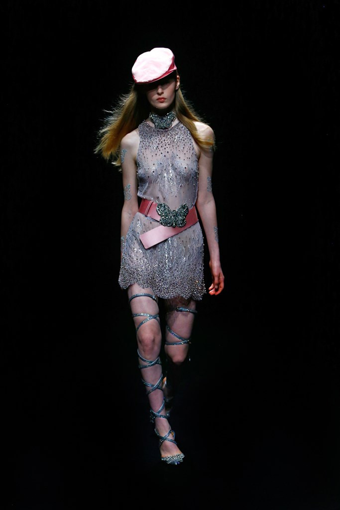 10 BLUMARINE GALLERY - MILAN FASHION WEEK
