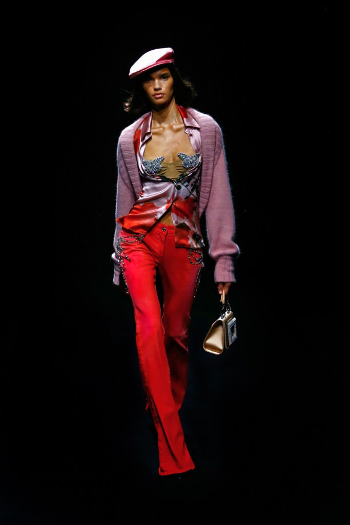 11 BLUMARINE GALLERY - MILAN FASHION WEEK