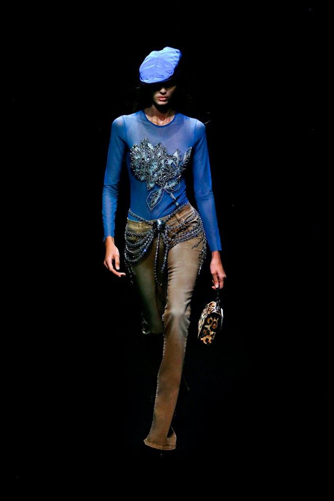 20 BLUMARINE GALLERY - MILAN FASHION WEEK