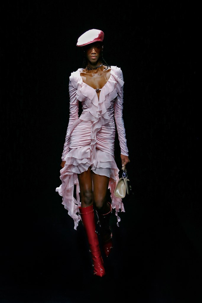 24 BLUMARINE GALLERY - MILAN FASHION WEEK