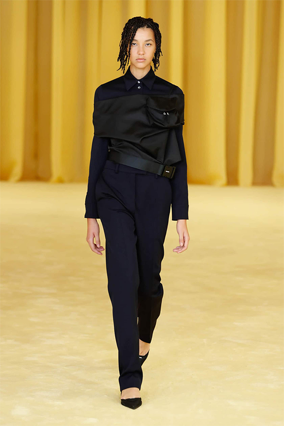 LOOK 03 PRADA SS 2021 WOMEN COLLECTION