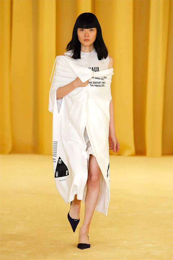 LOOK 05 PRADA SS 2021 WOMEN COLLECTION